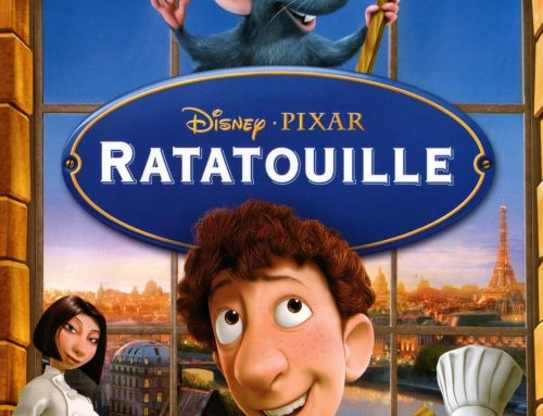 Ratatouille una exquisitez cinematográfica.