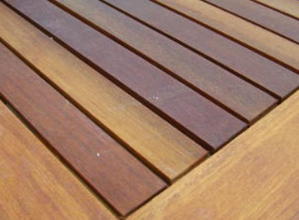 Tratamientos de maderas